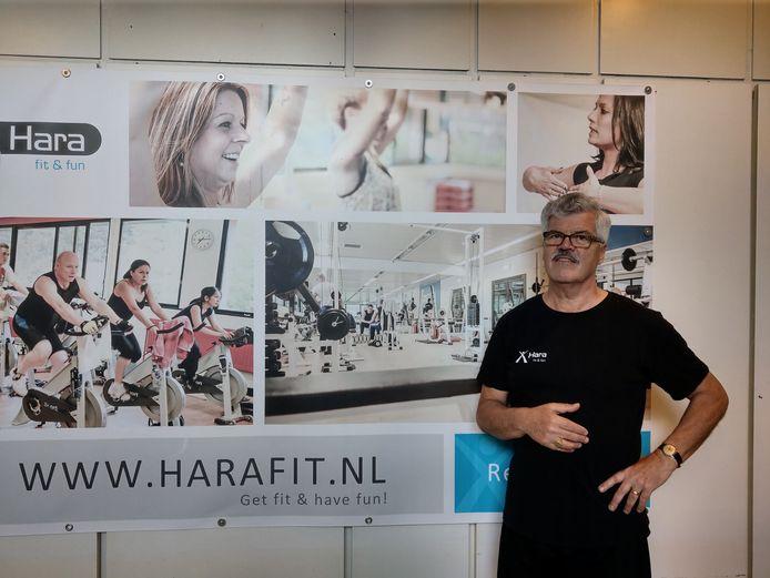 Rien de Krom, mede-eigenaar en bedrijfsleider van Hara Fit.