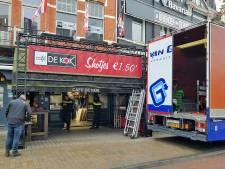 Café De Kok 'gesloopt': eigenaresse hoopt Tilburgse zaak weer te heropenen
