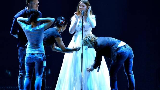 Blanche gaat dinsdag voor plaats in finale Eurovisiesongfestival