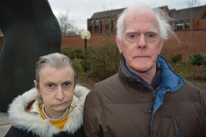 Laurette en Luc De Vos blijven verder procederen om hun celstraf ontlopen.