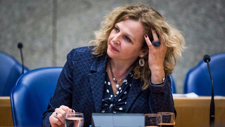 Minister Schippers van Volksgezondheid. Beeld Freek van den Bergh / de Volkskrant