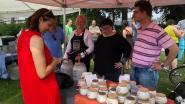 Zonovergoten Stadspark geniet van mosterdfeest