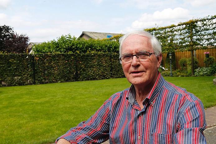 Pieter Verschuuren, voorzitter dorpsraad Aarle-Rixtel