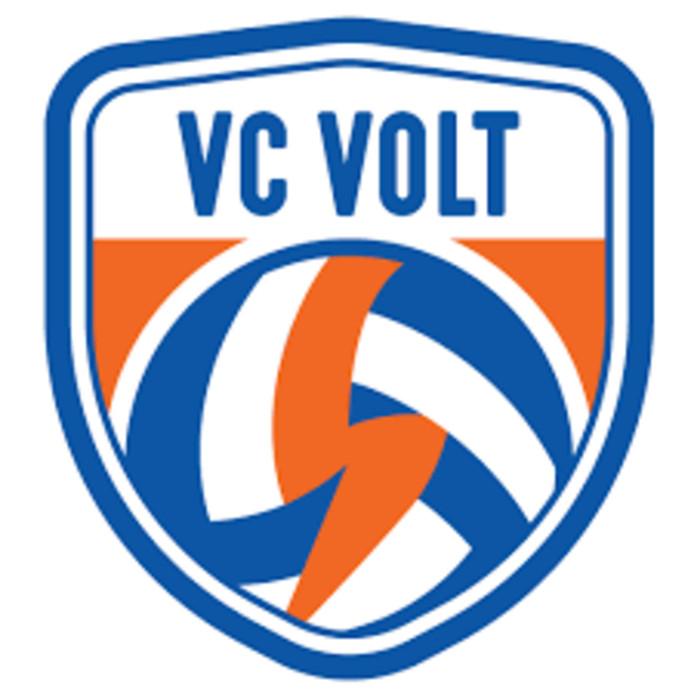 Logo fusieclub Volt.