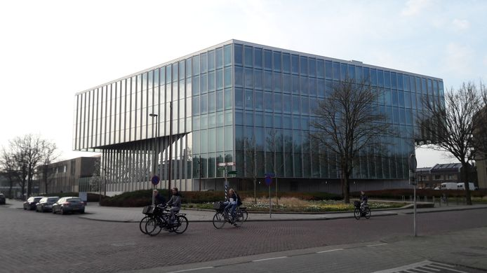 De rechtbank in Zwolle