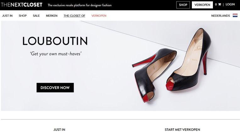 'Nu zien we steeds meer fashionista's, die de mode scherp in de gaten houden.' Beeld The Next Closet