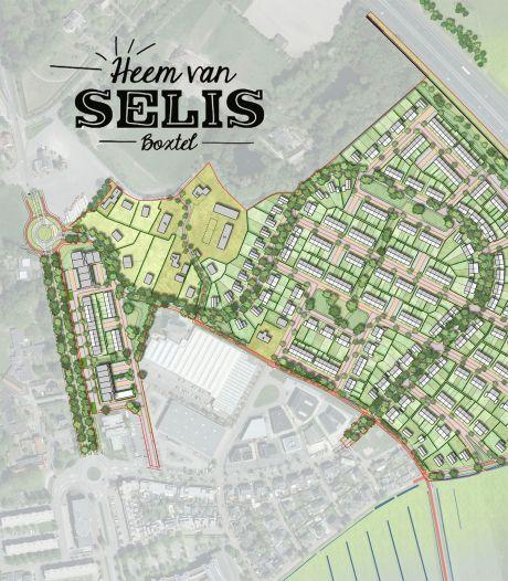 Geluidsscherm langs A2 markeert weer een stap richting nieuwe woonwijk in Boxtel
