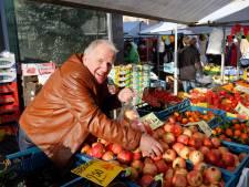 Groenteboer Leen viert 70-jarig jubileum: 'Stoppen, hoezo?'