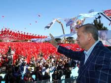 Erdogan komt met tweede referendum