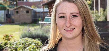 Helen (20) uit Deurne verloor drie jaar geleden haar vriend; na een jaar kwam de echte klap