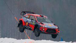Thierry Neuville start met Sébastien Loeb en Dani Sordo als ploegmakkers aan Rally van Corsica