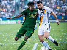 Heerlijk twitterrelletje tussen LA Galaxy en Portland Timbers na schwalbe