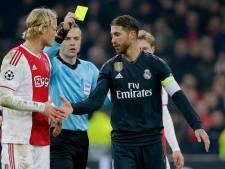 Ramos mist return tegen Ajax na late gele kaart