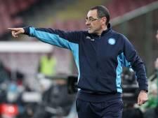 'Leipzig bouwt rookhok in kleedkamer voor Napoli-trainer Sarri'