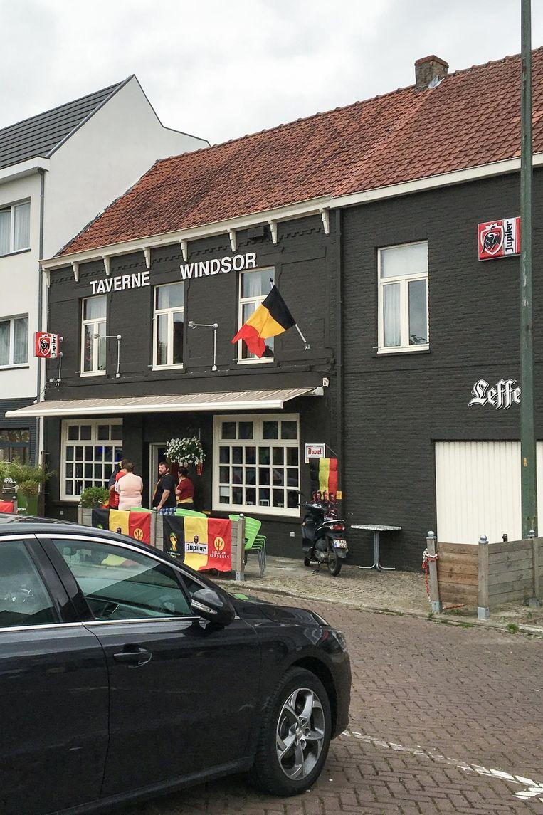 In Café Windsor kwam Omer Heekhout af en toe iets drinken. Op maandag werd hij hier in de buurt voor het laatst gezien.