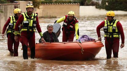Zuid-Frankrijk getroffen door noodweer: treinverkeer ernstig verstoord, drie mensen om het leven gekomen