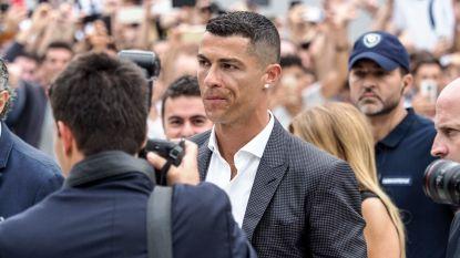 Cristiano Ronaldo is Spaanse fiscus bijna 19 miljoen euro schuldig