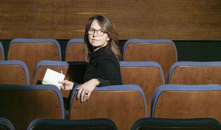 Barbara Visser. Beeld