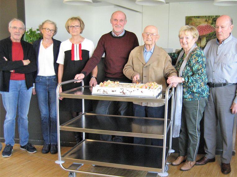 Hector Ketels vierde zijn 106de verjaardag en mag zich nu de oudste Lichterveldenaar noemen.