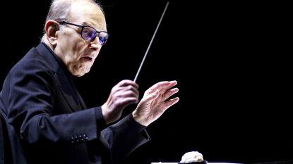 PORTRET. Ennio Morricone, een wonderkind in het rijtje van Mozart en Beethoven