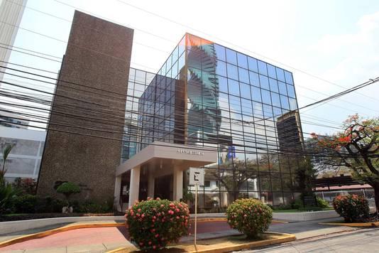 Het hoofdkantoor van Mossack Fonseca in Panama