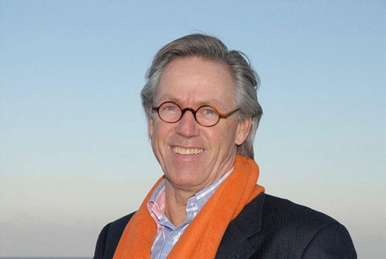 Wethouder en locoburgemeester Henk de Greef. Beeld