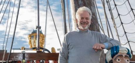 20 | Jan Vriezen van Batavialand is klaar voor zijn nieuwe koers (en die begint bij een schip op het droge)