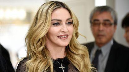 """Madonna's nieuwe album komt voort uit """"verveling en depressie"""" als voetbalmoeder in Lissabon"""