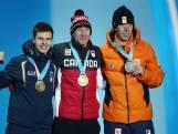 Bergsma haalt derde olympische medaille op