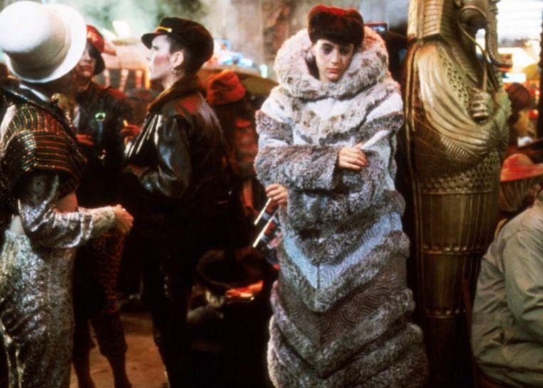 'Blade Runner': de mode ziet er vandaag wel iets anders uit.