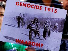 Turken woedend op Nederland om 'genocide'