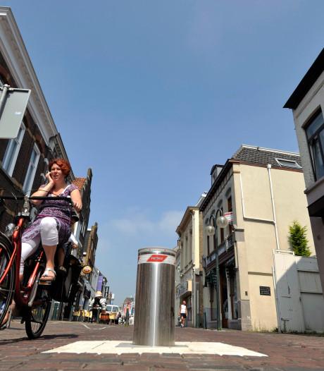 Binnenstad Roosendaal vanaf 11.00 uur op slot voor voertuigen
