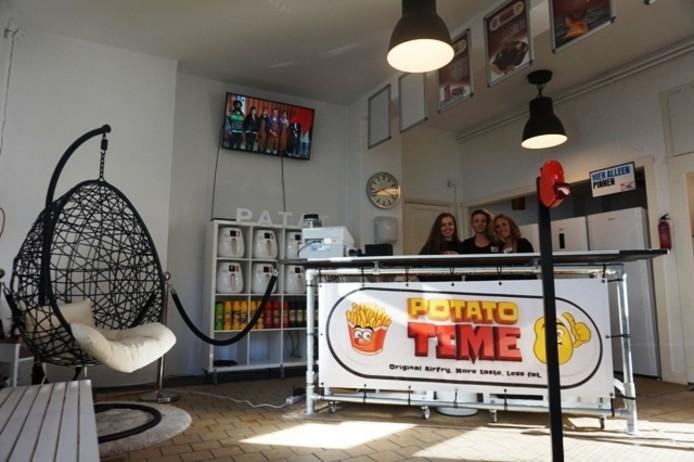 Patato Time aan de Tuinstraat