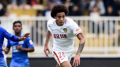 Chinese voetbalbond opent onderzoek naar matchfixing tegen club van Axel Witsel
