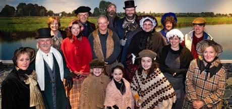 Dickensfestijn in Wintelre trekt duizenden bezoekers: 'Voor ons is dit de inleiding van Kerstmis'