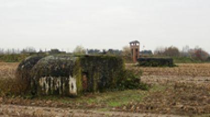 Drie bunkers beschermd als monument