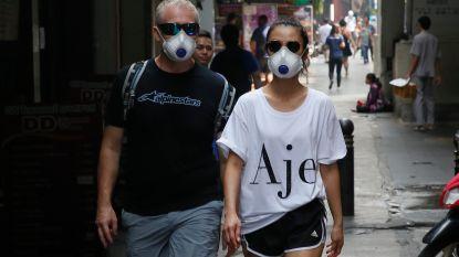 Reizigers, opgepast: ernstige smog in Thailand gevaarlijk voor de gezondheid