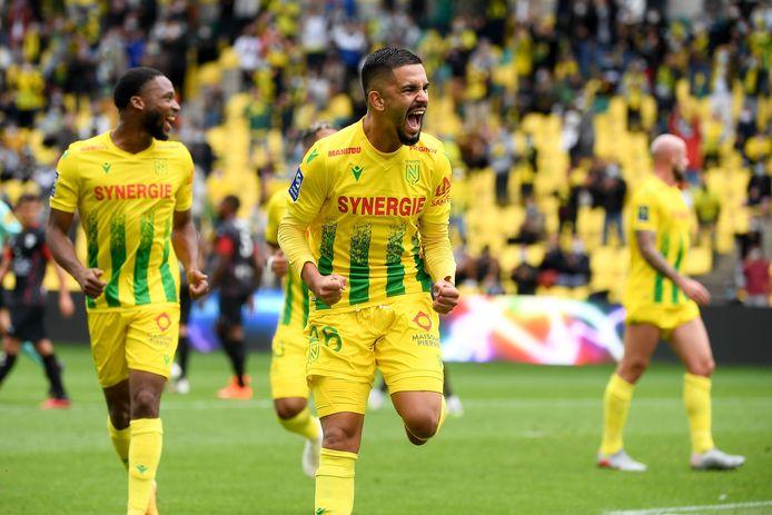 Nantes won.