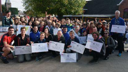 Tien Molse scholen krijgen 300 euro om sportmateriaal te kopen