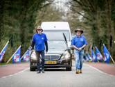 Biertent Rellie Goor wuift Wolter Wiegerinck waardig uit: 'Hij zorgde voor eenheid'