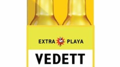 Brouwerij Duvel Moortgat stelt zomerbier 'Vedett Extra Playa' voor