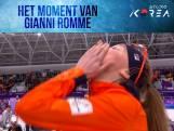Het Olympisch Moment van...Gianni Romme