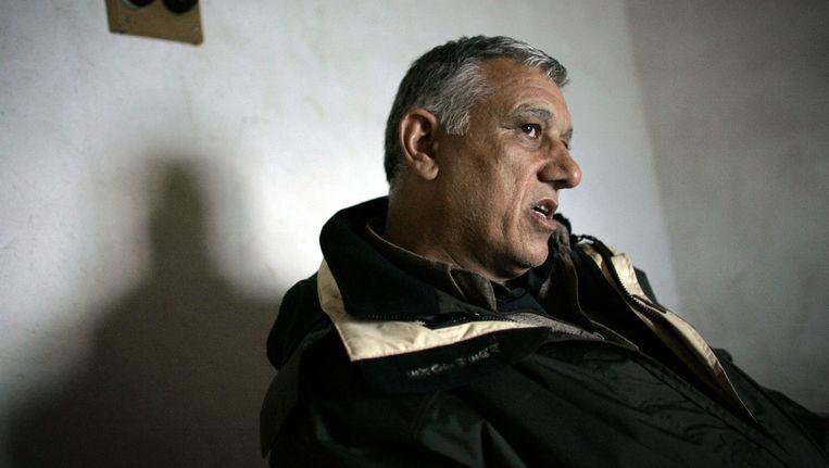 Cemil Bayik op een archieffoto uit 2006.
