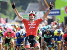 Stuyven is peloton te slim af in vierde etappe BinckBank Tour