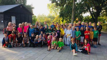 Dag van de sportclub in VBS Sint-Katrien