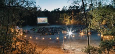 Gloei Nunspeet breidt buitenbioscoop uit met festival
