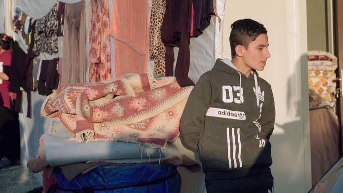 Ayad was twaalf jaar toen hij als kindsoldaat ingelijfd werd.