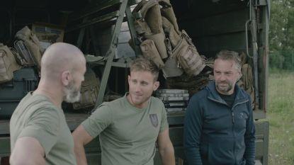 """Waarom de special forces 'Kamp Waes' toelieten in hun midden: """"Ook voor ons wat dit een spannend project"""""""