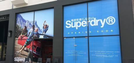 Ook Superdry en WAAR gaan open in De Houtmarkt
