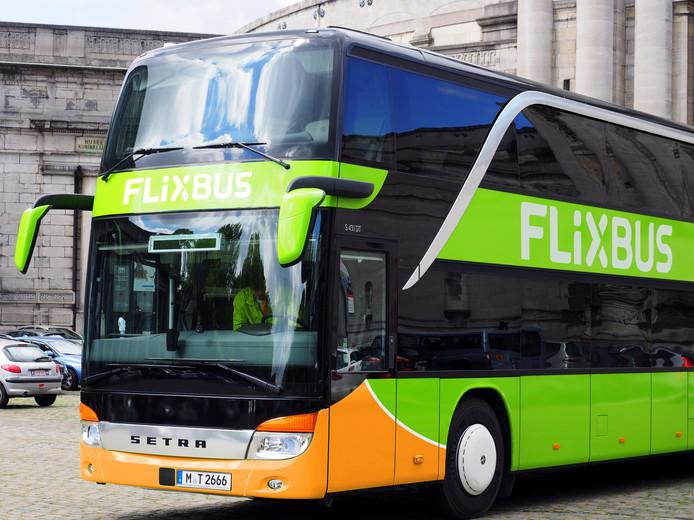 Flixbus is ook populair in Utrecht.